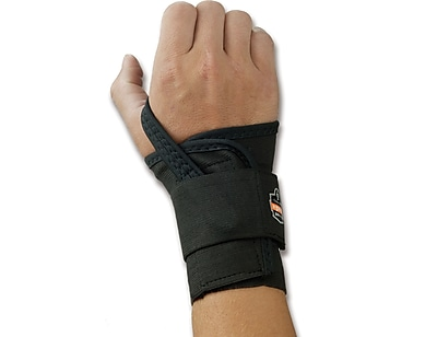 Ergodyne ProFlex® 4000 Single Strap Right Wrist Support, Small