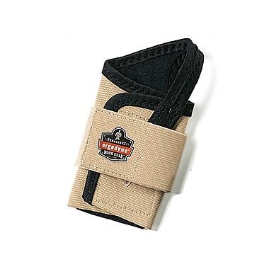 Ergodyne® ProFlex® 400 Ambidextrous Universal Wrist Wrap, Tan