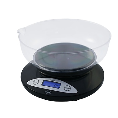 American Weigh Scales 5KBOWL Digital Kitchen Bowl Scales