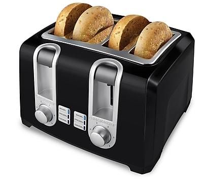 Black & Decker® 850 W 4 Slice 4 Slot Toaster