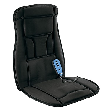 Conair® Body Benefits® Heated Massaging Seat Cushion, Black
