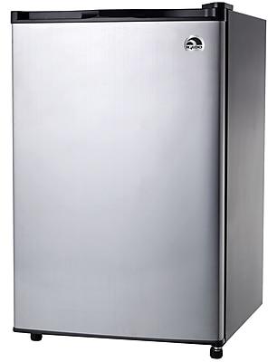Curtis® Igloo® FR465 4.6 cu.ft. Bar Fridge, Stainless Steel
