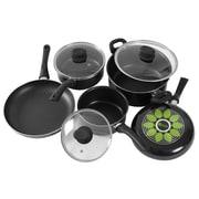 Epoca® Ecolution™ Artistry Nonstick Cookware Set, Titanium