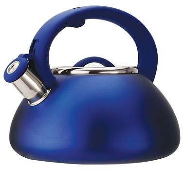Primula® Avalon 2.5 qt. Whistling Kettle, Matte Blue