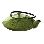 Primula® PCI-5228 28 oz. Myst Cast Iron Teapot, Green