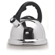 Primula® PSK-6630 3qt. Safe-T Whistling Tea Kettle, Stainless Steel