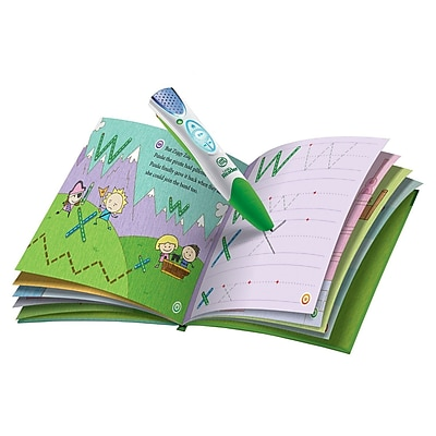 LeapFrog® LeapReader™ Reading and Writing System, Ages 4-8 Years, Green