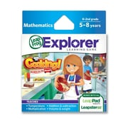 "LeapFrog® ""Cooking! Recipes on The Road"" Learning Game, Ages 5-8 Years"