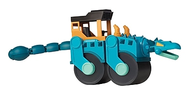 Learning Resources® Dino Construction Company™ Spike The Ankylosaurus Steam Roller