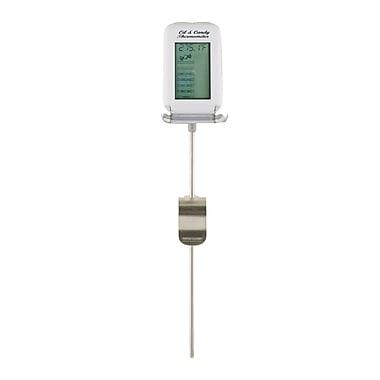Maverick® Oil/Candy/Fryer Digital Thermometer, White