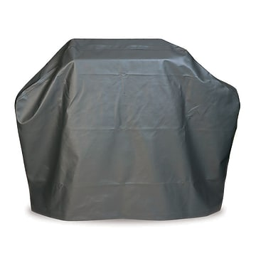 Mr. Bar-B-Q Premium Gas Grill Cover, Black, Large