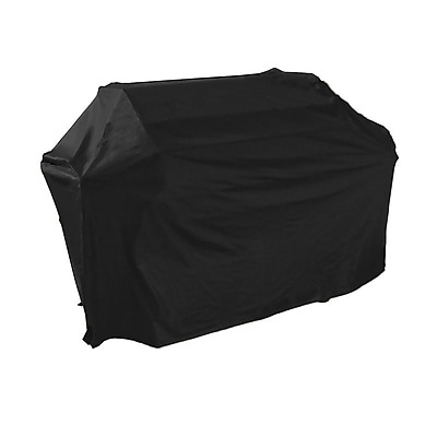 Mr. Bar-B-Q® Backyard Basics™ Grill Cover, Black, X Large