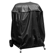 Mr. Bar-B-Q® Backyard Basics™ Kettle Grill Cover, Black