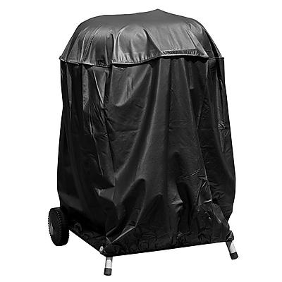 Mr. Bar-B-Q® Backyard Basics™ Kettle Grill Cover, Black