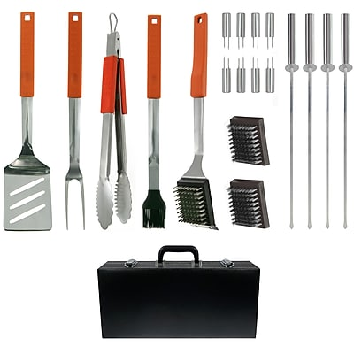Mr. Bar-B-Q® 20 Piece Barbecue Tool Set With Attach