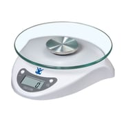 Taylor Biggest Loser™ Kitchen Scale With Glass Platform