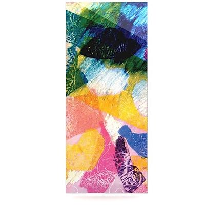 KESS InHouse Texture by Louise Machado Graphic Art Plaque