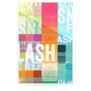 KESS InHouse Flash by Graphic Art Plaque