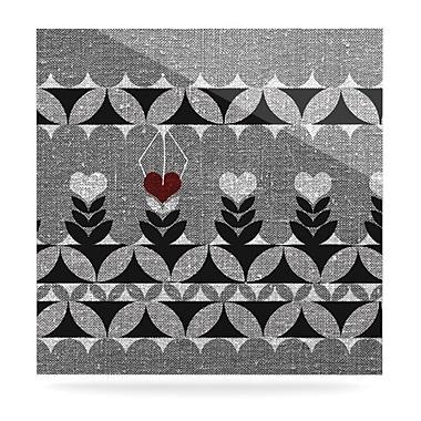 KESS InHouse Unique by Nick Atkinson Graphic Art Plaque; 10'' H x 10'' W
