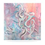 KESS InHouse Tempest by Mat Miller Graphic Art Plaque; 10'' H x 10'' W