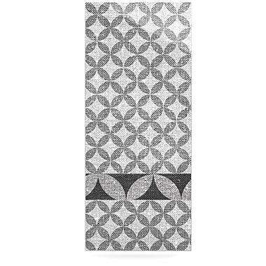 KESS InHouse Diamond by Nick Atkinson Gaphic Art Plaque; 20'' H x 16'' W