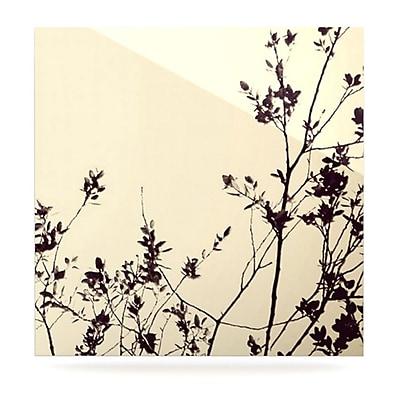 KESS InHouse Silhouette by Skye Zambrana Graphic Art Plaque; 10'' H x 10'' W