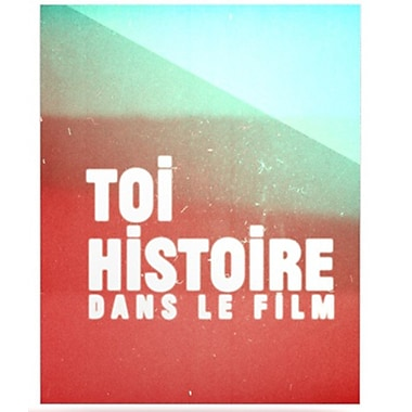 KESS InHouse Toi Histoire by Danny Ivan Textual Art Plaque