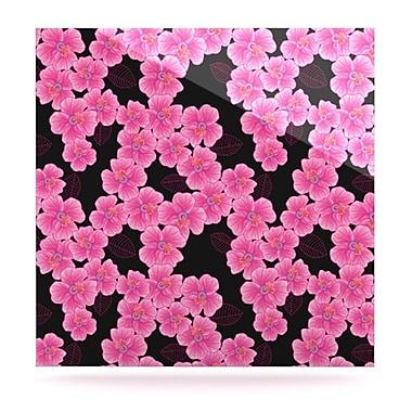 KESS InHouse Julia Grifol Graphic Art Plaque; 8'' H x 8'' W