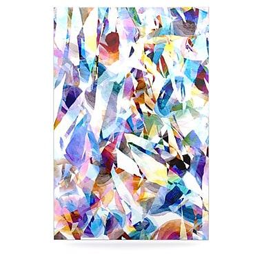 KESS InHouse Buzz by Gabriela Fuente Graphic Art Plaque; 36'' H x 24'' W