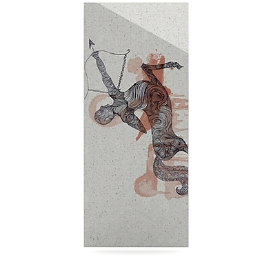 KESS InHouse Sagittarius by Belinda Gillies Graphic Art Plaque