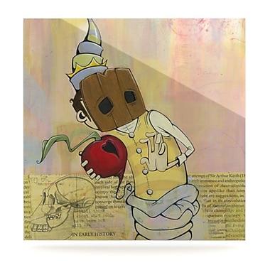 KESS InHouse Thalamus by Matthew Reid Graphic Art Plaque; 8'' H x 8'' W