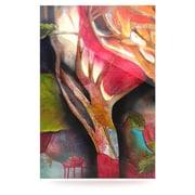 KESS InHouse Glimpse by Kristin Humphrey Painting Print Plaque