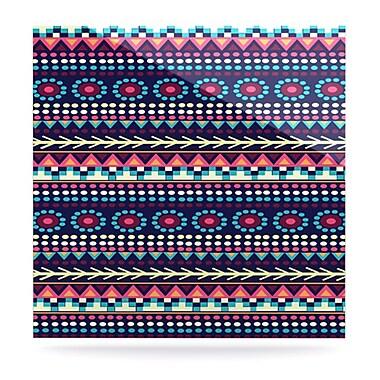KESS InHouse Aiyana by Nika Martinez Graphic Art Plaque; 8'' H x 8'' W