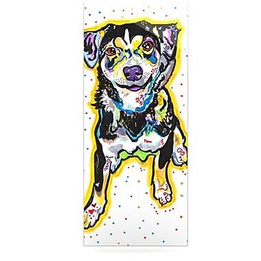 KESS InHouse Jasper by Rebecca Fischer Graphic Art Plaque