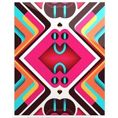 KESS InHouse Caviar by Danny Ivan Graphic Art Plaque