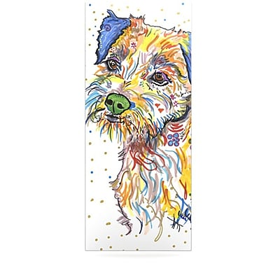 KESS InHouse Rory by Rebecca Fischer Graphic Art Plaque