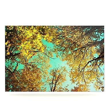 KESS InHouse Vantage Point by Sylvia Cook Photographic Print Plaque