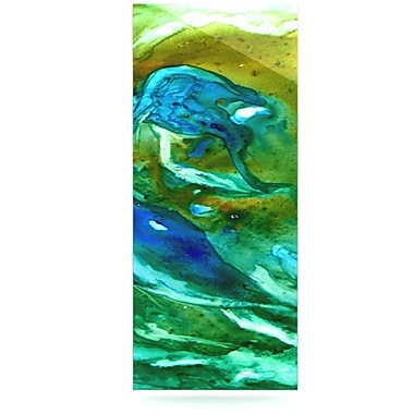 KESS InHouse Hurricane by Rosie Brown Painting Print Plaque