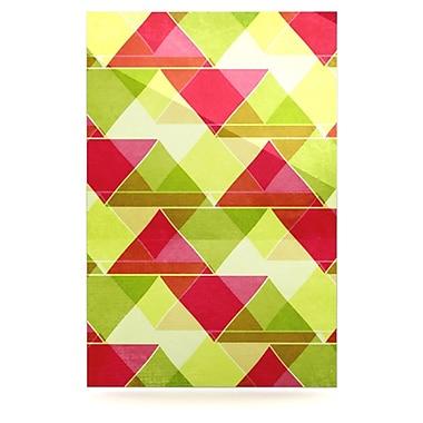 KESS InHouse Palm Beach by Catherine McDonald Graphic Art Plaque; 36'' H x 24'' W