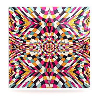 KESS InHouse Rebel Ya by Danny Ivan Graphic Art Plaque; 10'' H x 10'' W