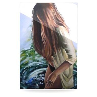 KESS InHouse Knee Deep by Lydia Martin Painting Print Plaque