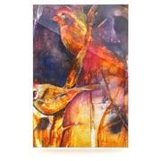 KESS InHouse In Depth by Kristin Humphrey Painting Print Plaque