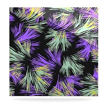 KESS InHouse Tropical Fun by Gabriela Fuente Graphic Art Plaque; 10'' H x 10'' W