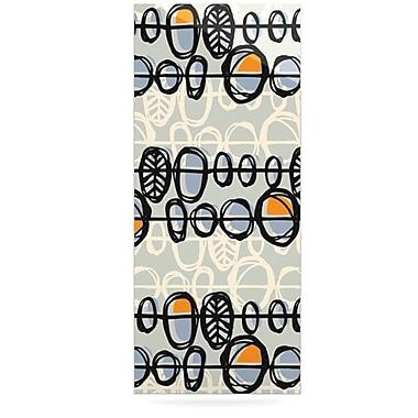 KESS InHouse Benin by Gill Eggleston Graphic Art Plaque; 20'' H x 16'' W