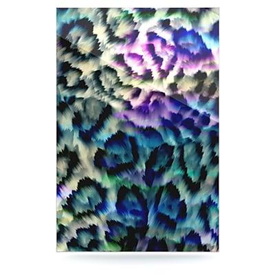 KESS InHouse Wild by Gabriela Fuente Graphic Art Plaque; 36'' H x 24'' W