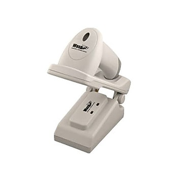 Wasp® WWS450H 2D Healthcare Barcode Scanner With USB Base, 3 mil