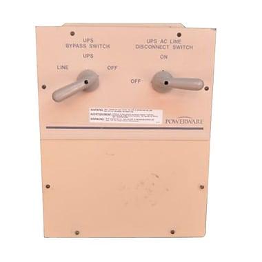 Eaton – Interrupteur de contournement 240VAC à montage mural