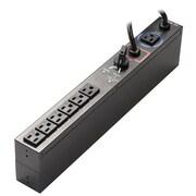 EatonMD – Unité de distribution d'alimentation EHBPL2000R-PDU1U, 120 VCA, 1,9 kW