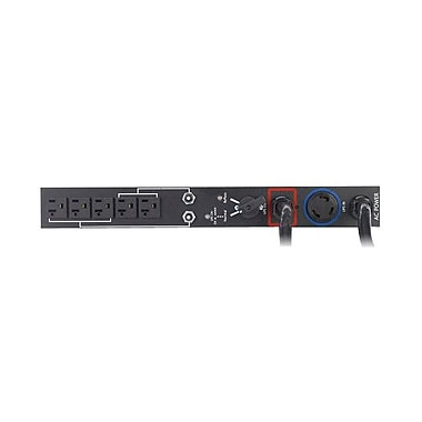 Eaton® EHBPL3000R-PDU1U Power Distribution Unit, 2.8kW