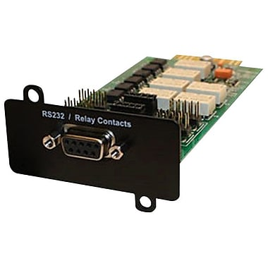 Eaton® Relay Card-MS Remote Management Adapter